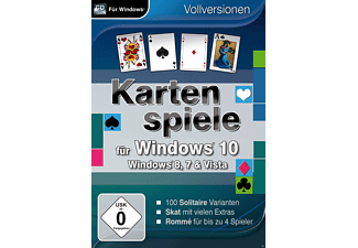 Kartenspiele Windows 10